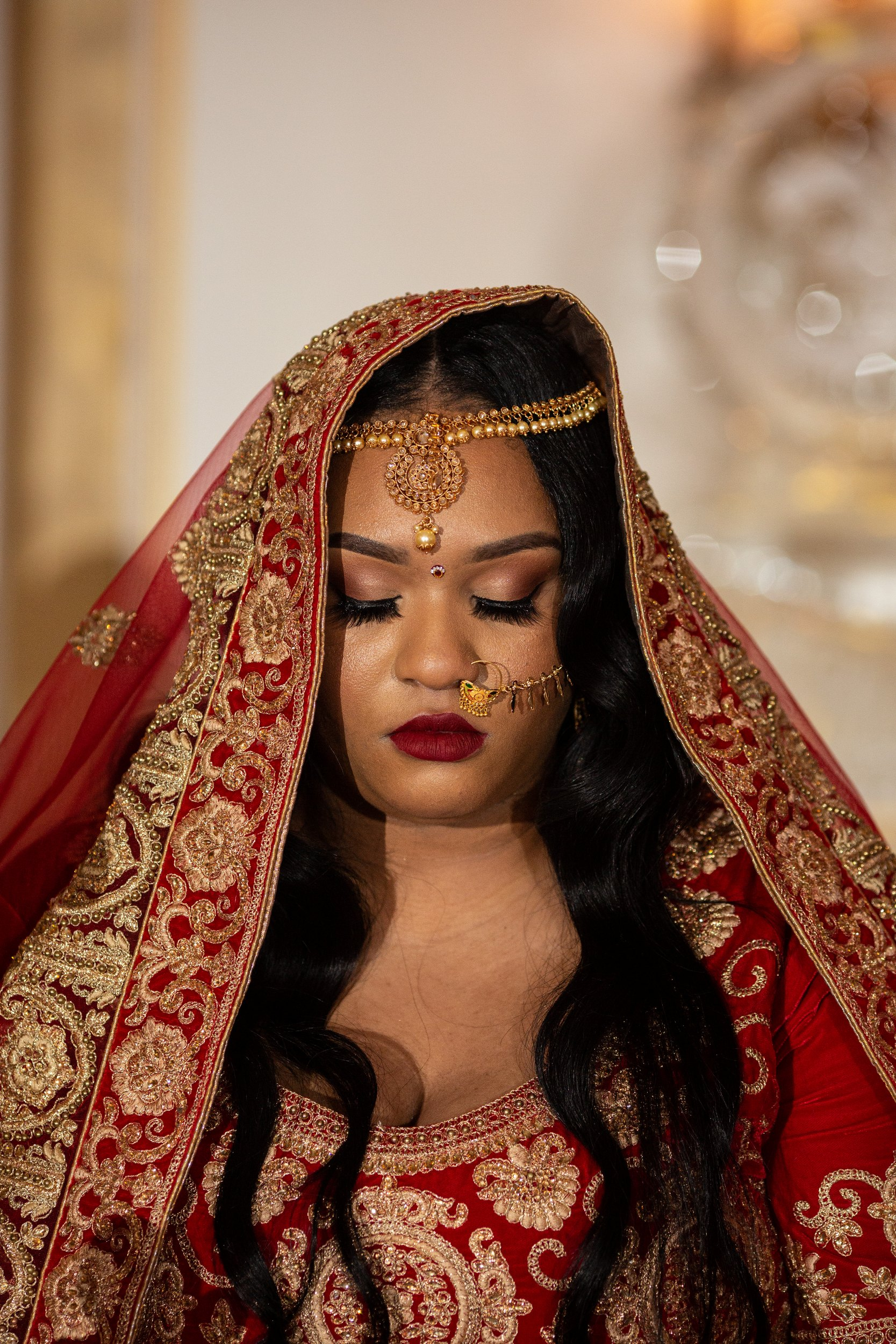 Indian bride Adelphia wedding photos