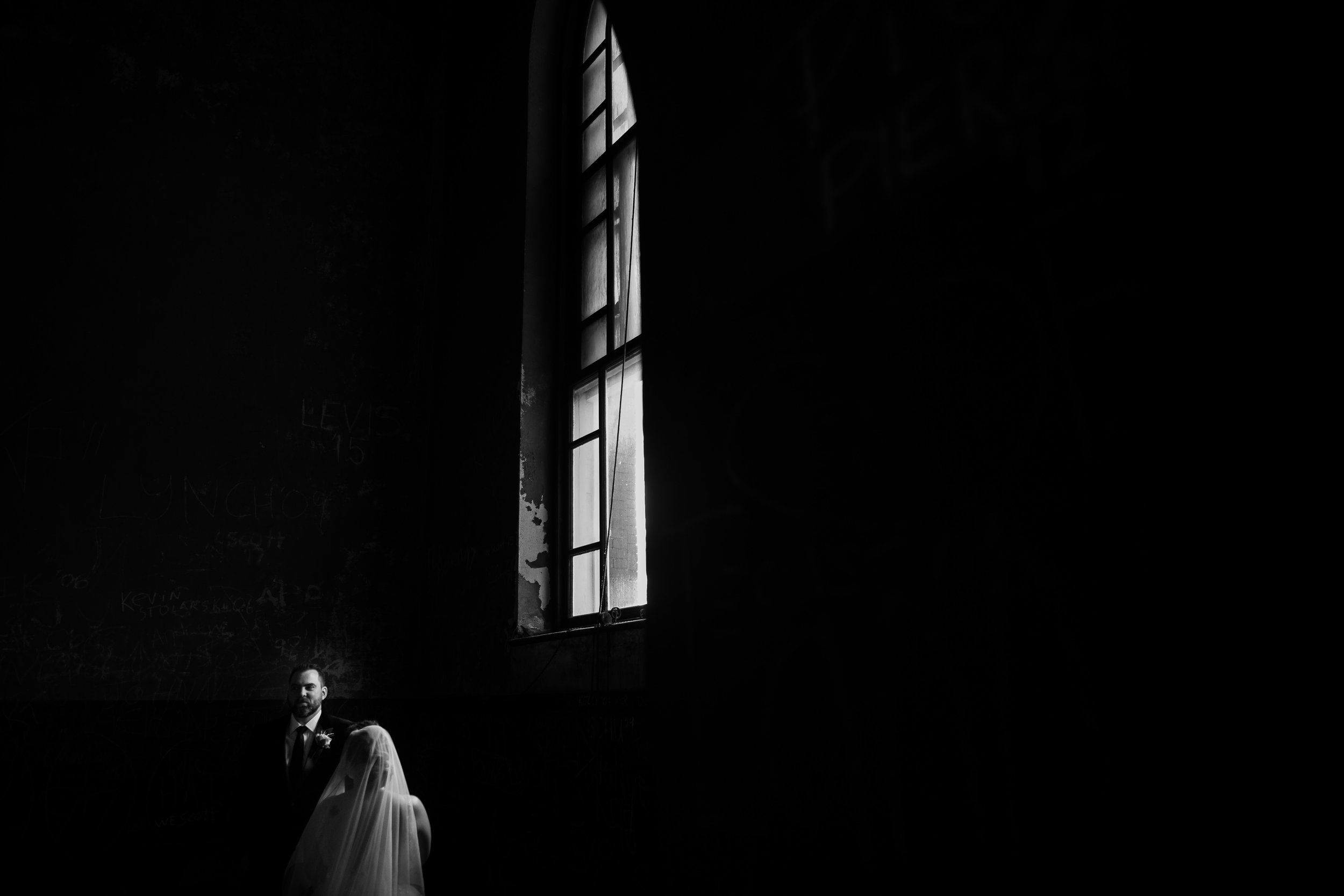 church of gesu wedding photos