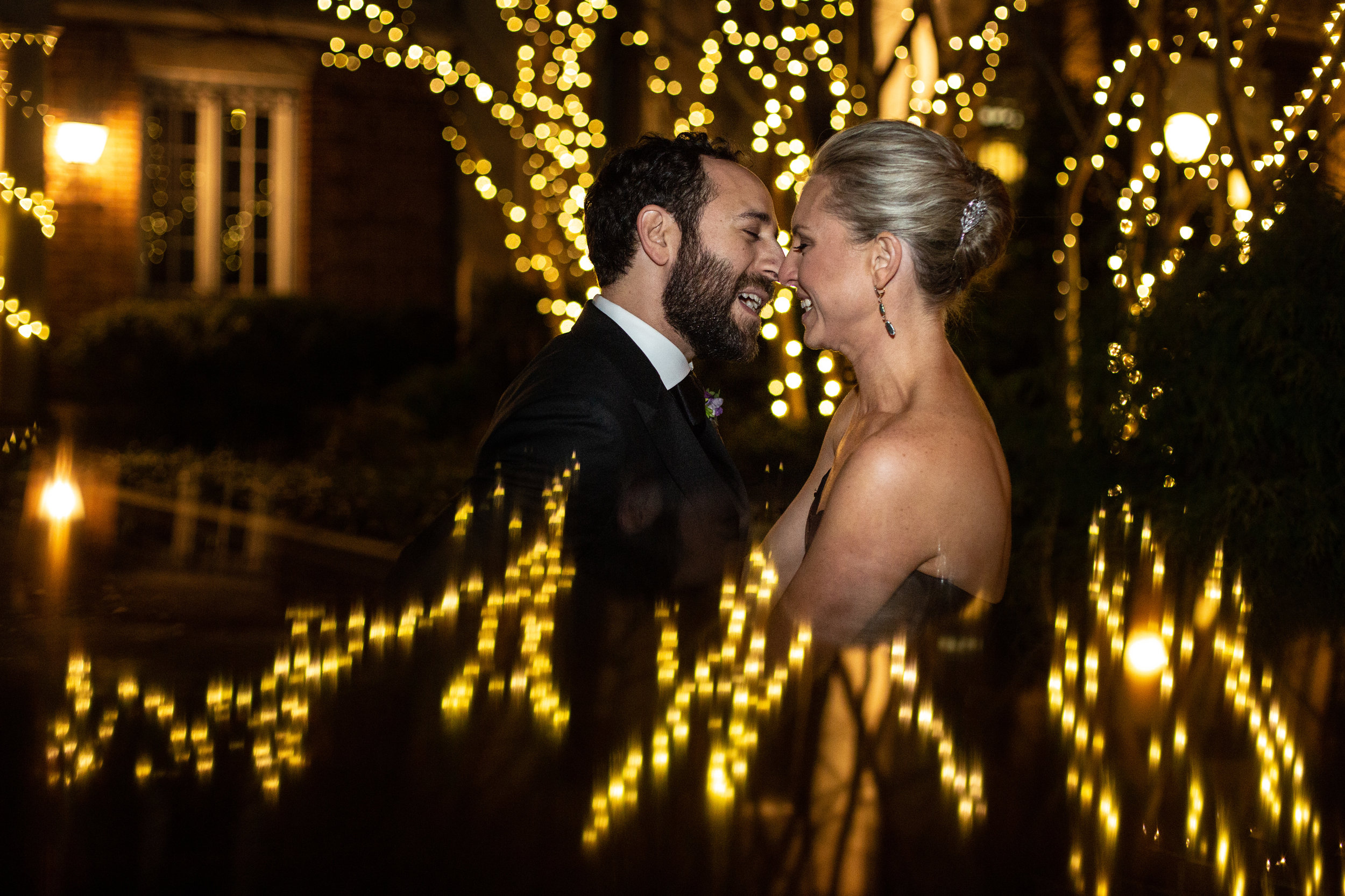 winter wedding in washinton dc