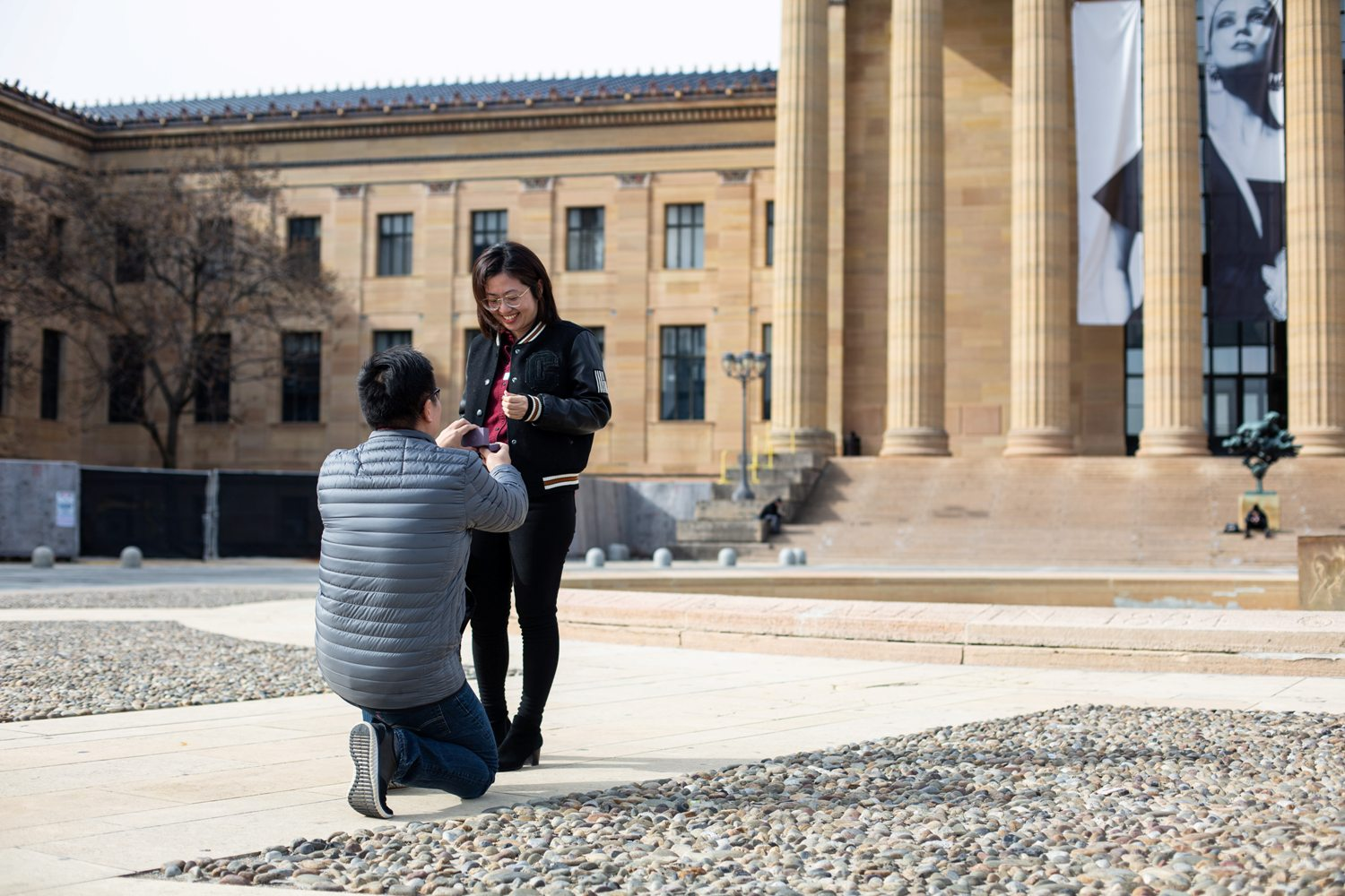 philly surprise proposal