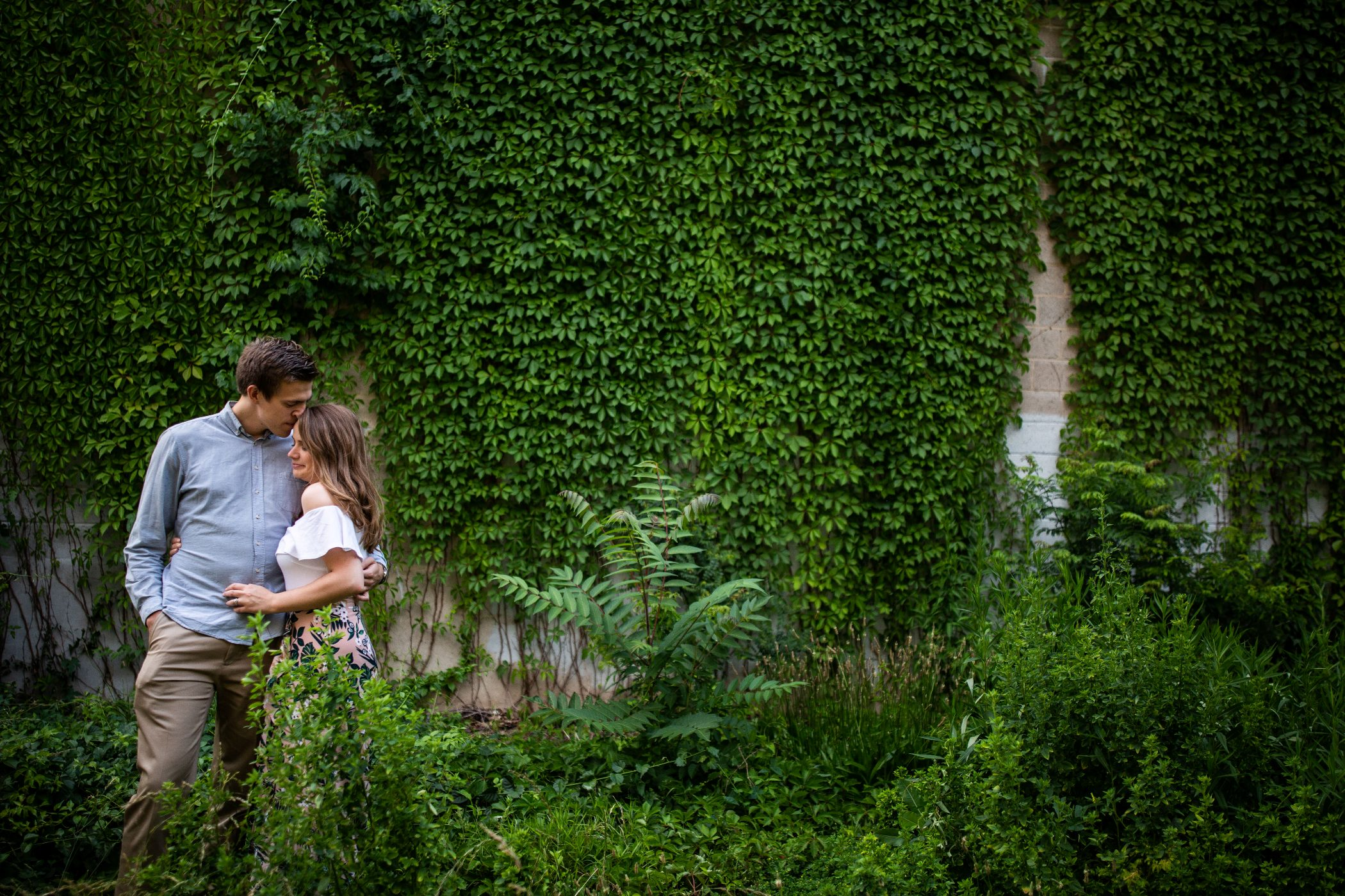 engagement session rodin museum