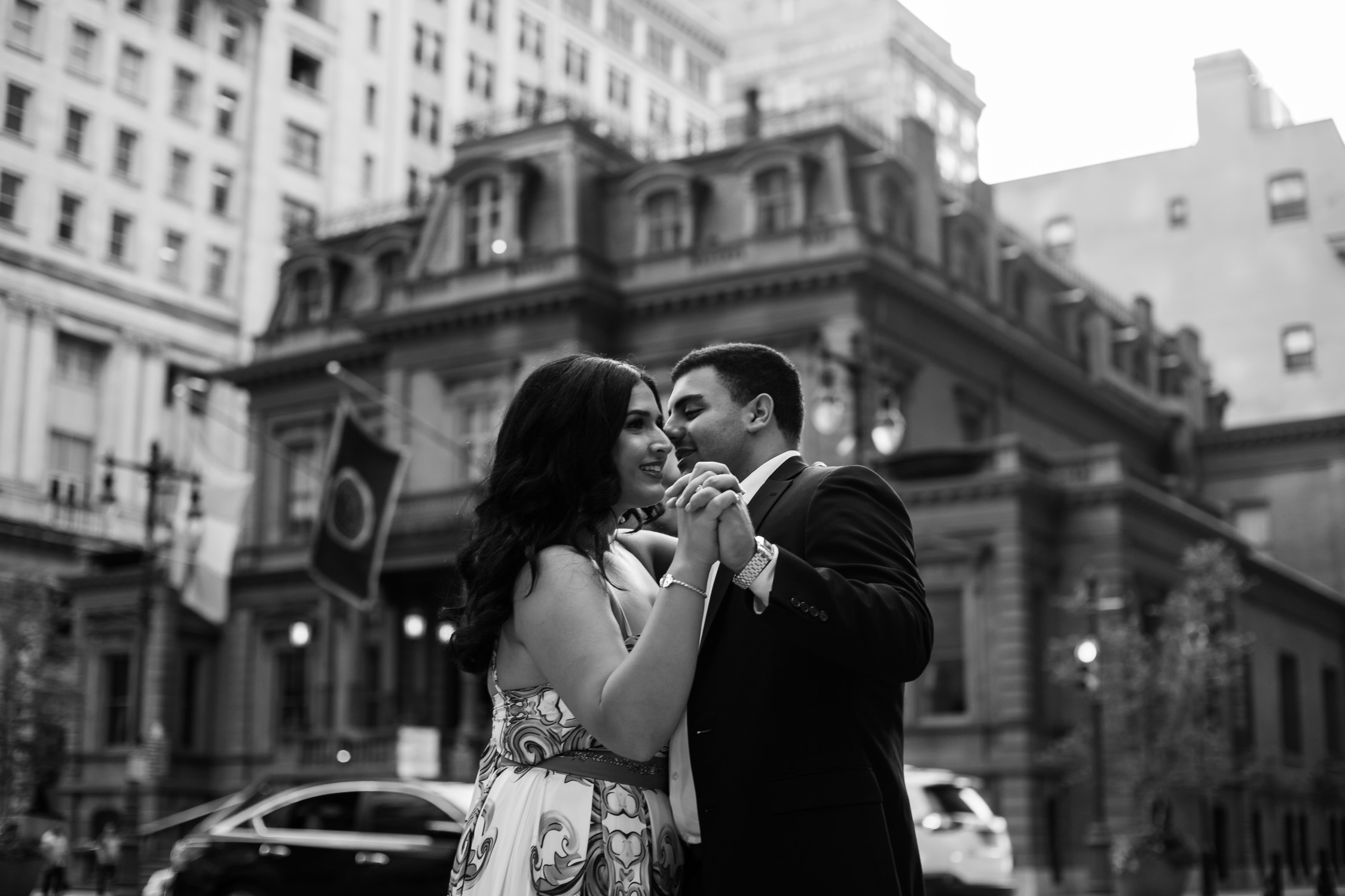engagement photo shoot locations in philly