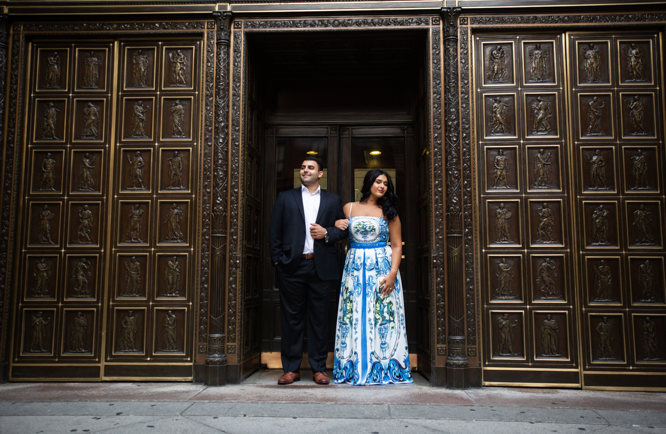 philly engagement ideas