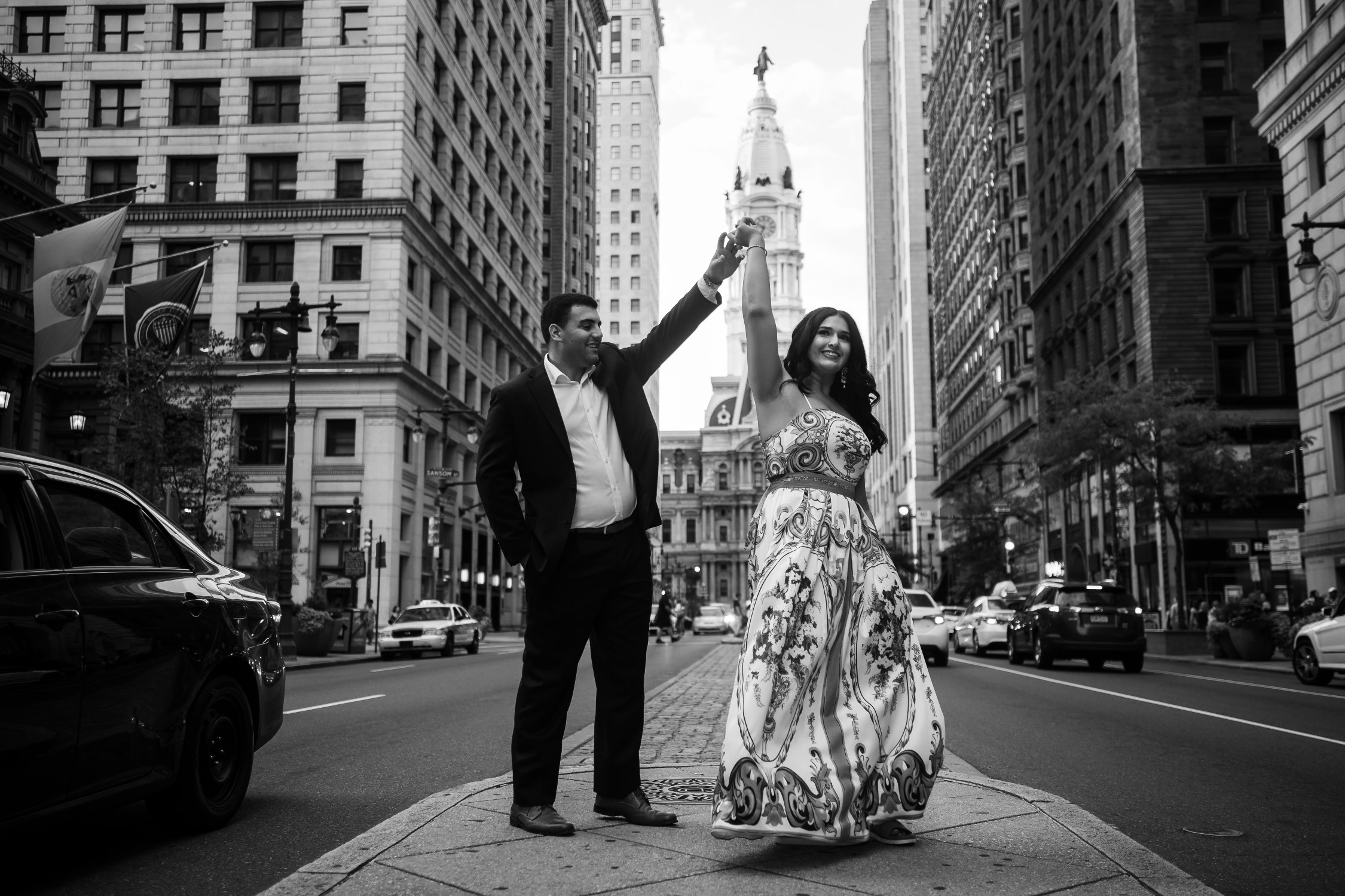 where to get engagement photos in philadelphia