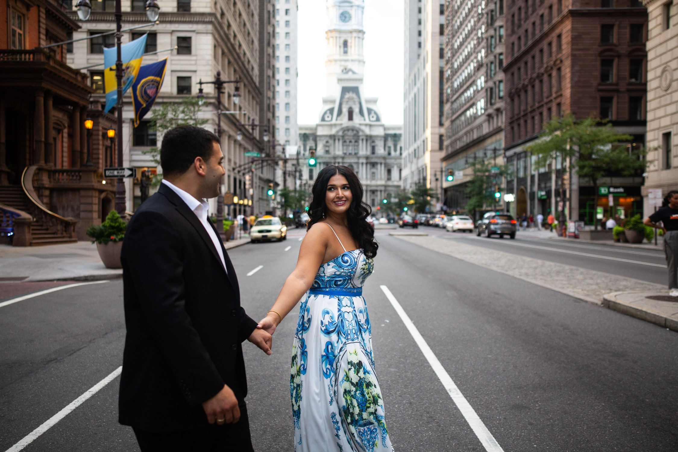 engagement photo session ideas philly