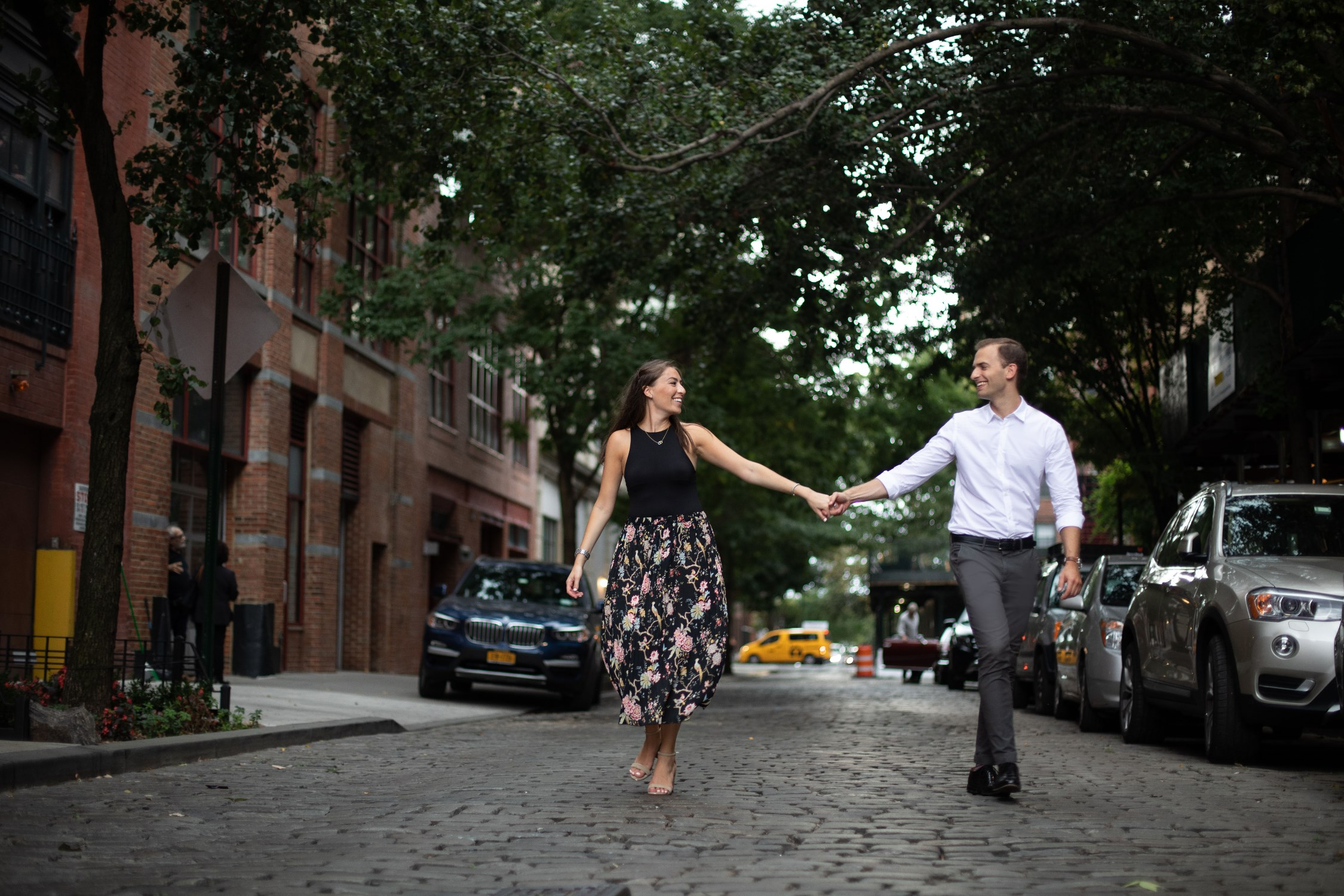 percy street nyc engagement session inna ovsepian photography