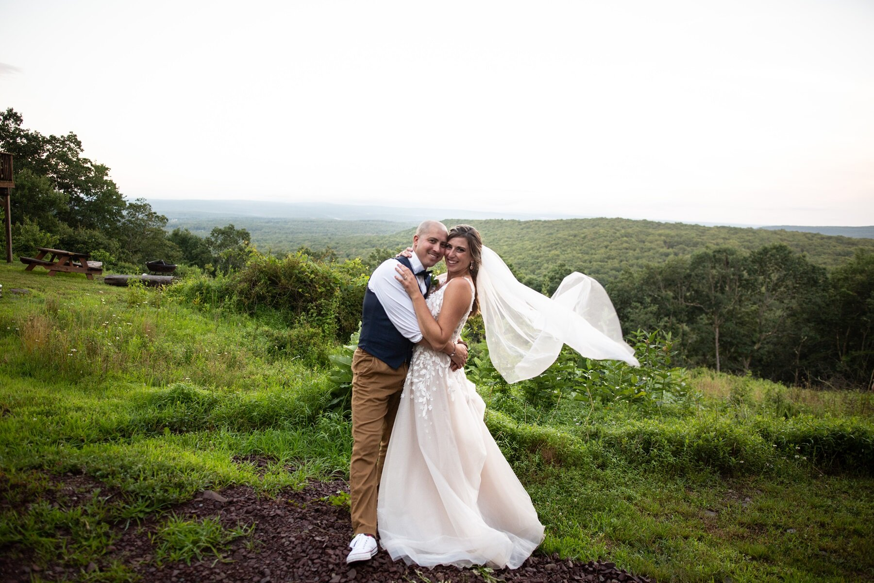 holly hedge estate bride and groom portraits