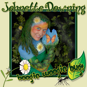 Boogie Woogie Bugs | Johnette Downing concerts