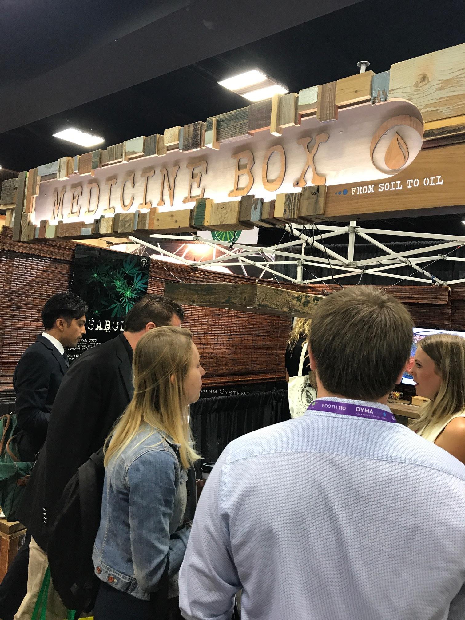 Medicine Box at the NCIA 2017