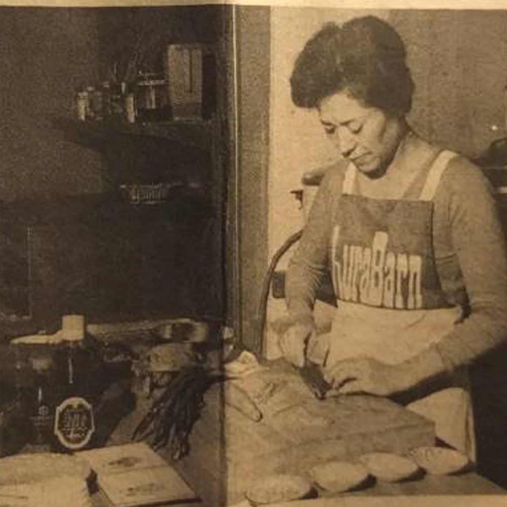 - Kurabarn was established in 1975 as a gift shop, specializing in hand-crafted goods from around the world. It slowly progressed into an Asian grocery store with cooking classes given by one of the original owners, Noriko Morimoto.
