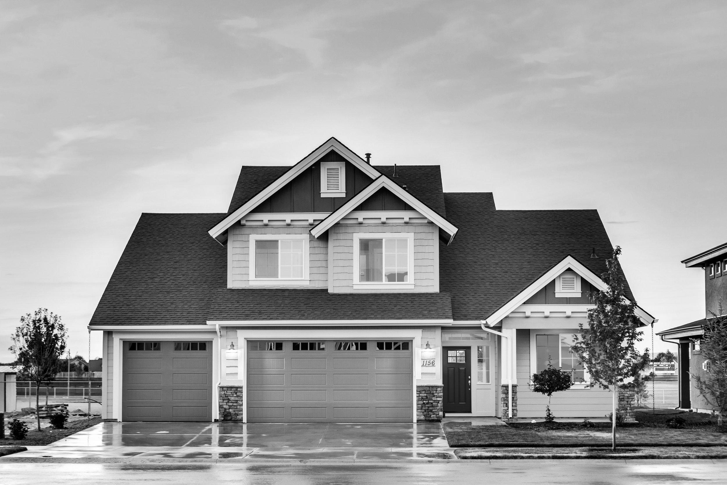 Property Loss House