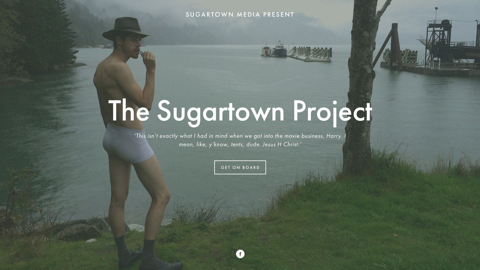Born in Australia, nurtured in Vancouver, and with creative tentacles extending to stage, film, music, photography, journalism, writing and graphic novels, the Sugartown Project just keeps on growing. - www.thesugartownproject.com