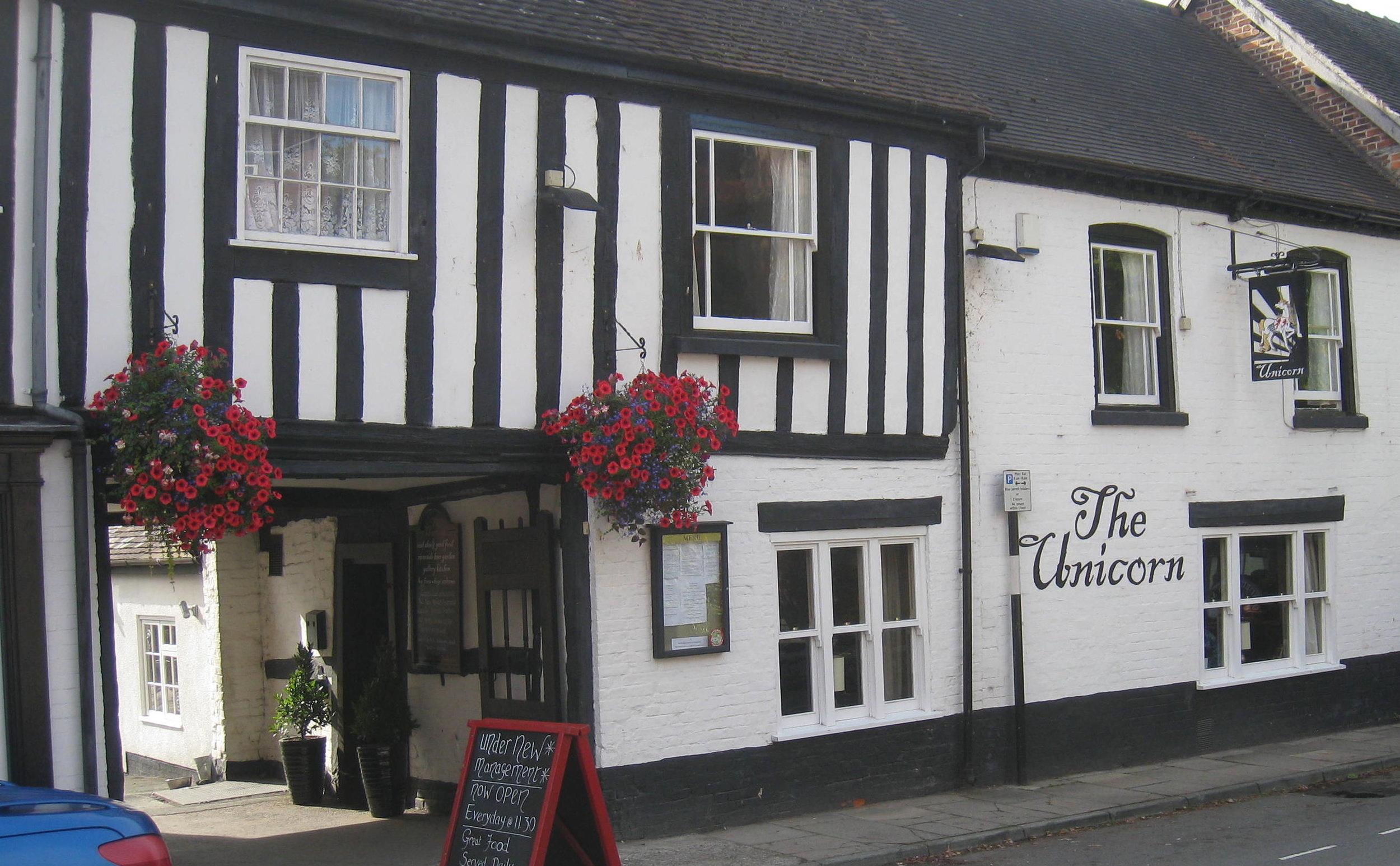 Unicorn Inn, Ludlow.jpg
