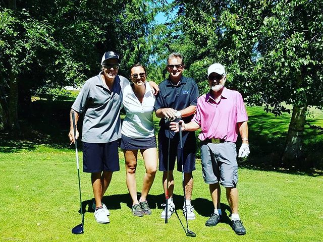 Had a great time participating in Draper Valley's 3rd Annual Charity Golf Tournament raising money for the Boys & Girls Club of Skagit County, YMCA Teen Oasis and Friendship House 🏌️🏌️‍♀️🏌️‍♂️#DahlElectric