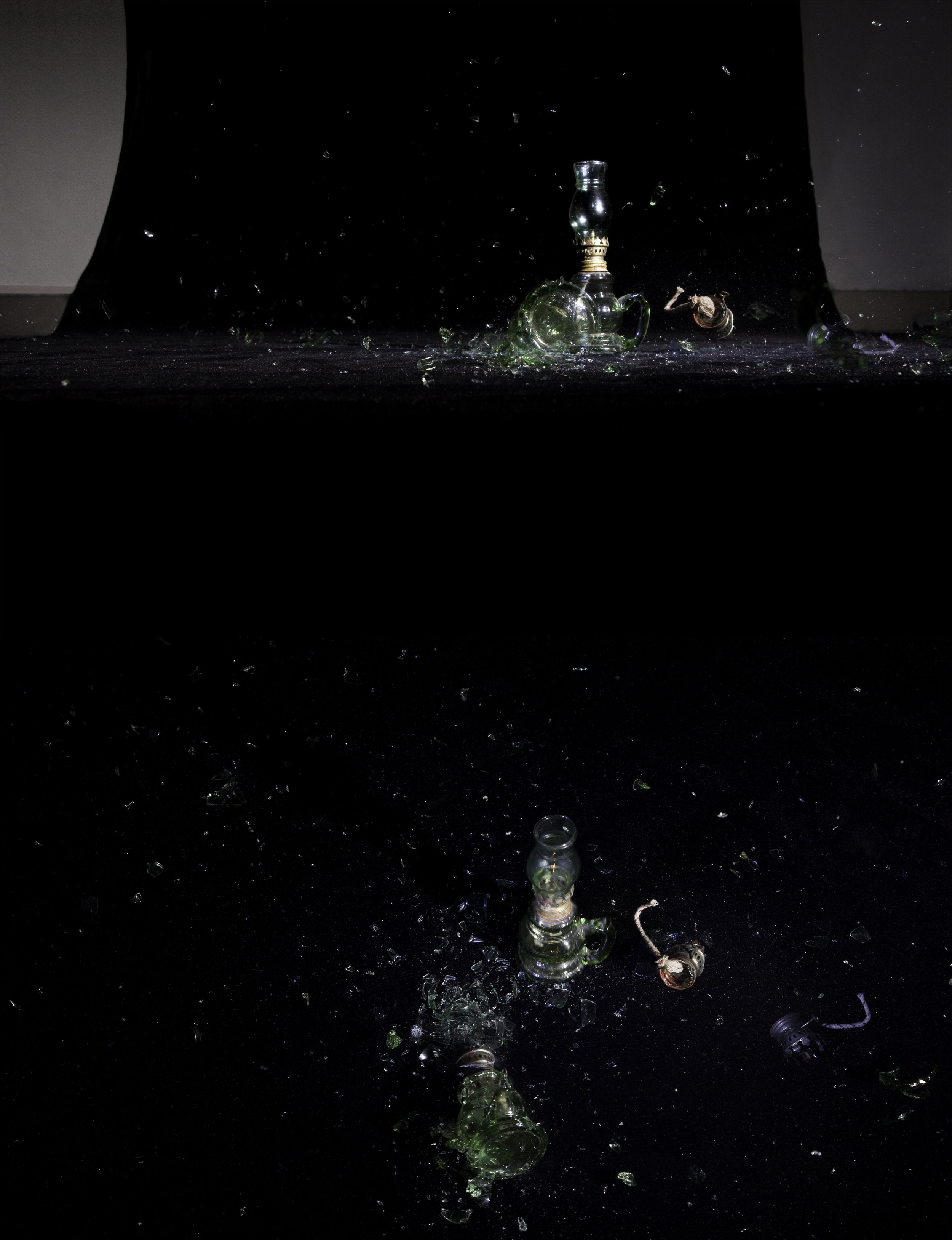 Broken Blossoms (Ling Ling's Lamps), 2008