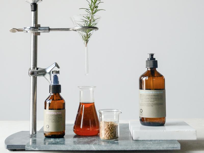 Organic Salon Products -
