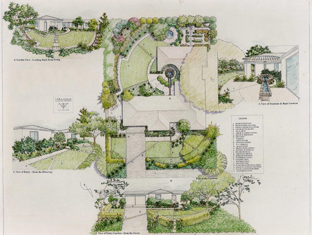 Plan by Vera Gates