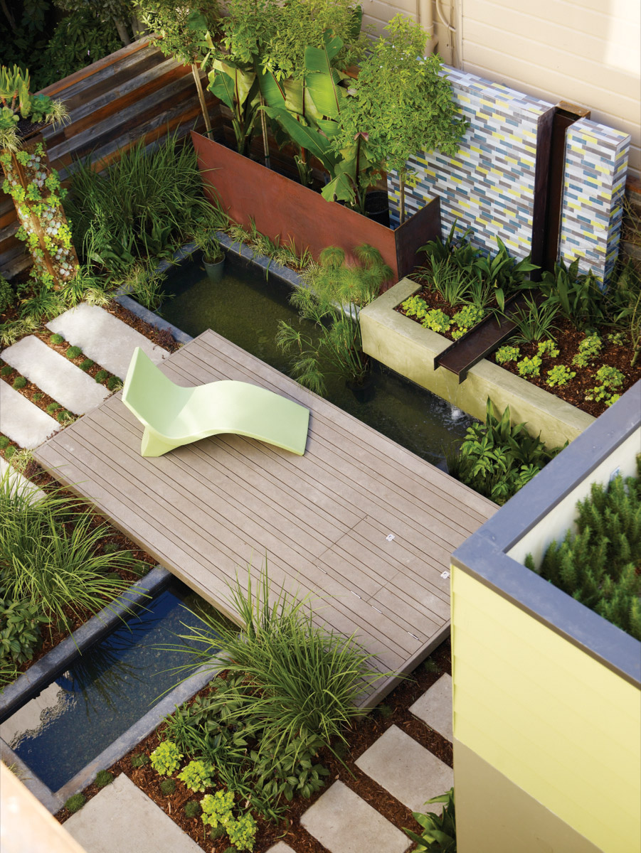 Sunset Idea House by Arterra Landscape Architects Photo by Thomas J. Story for Sunset