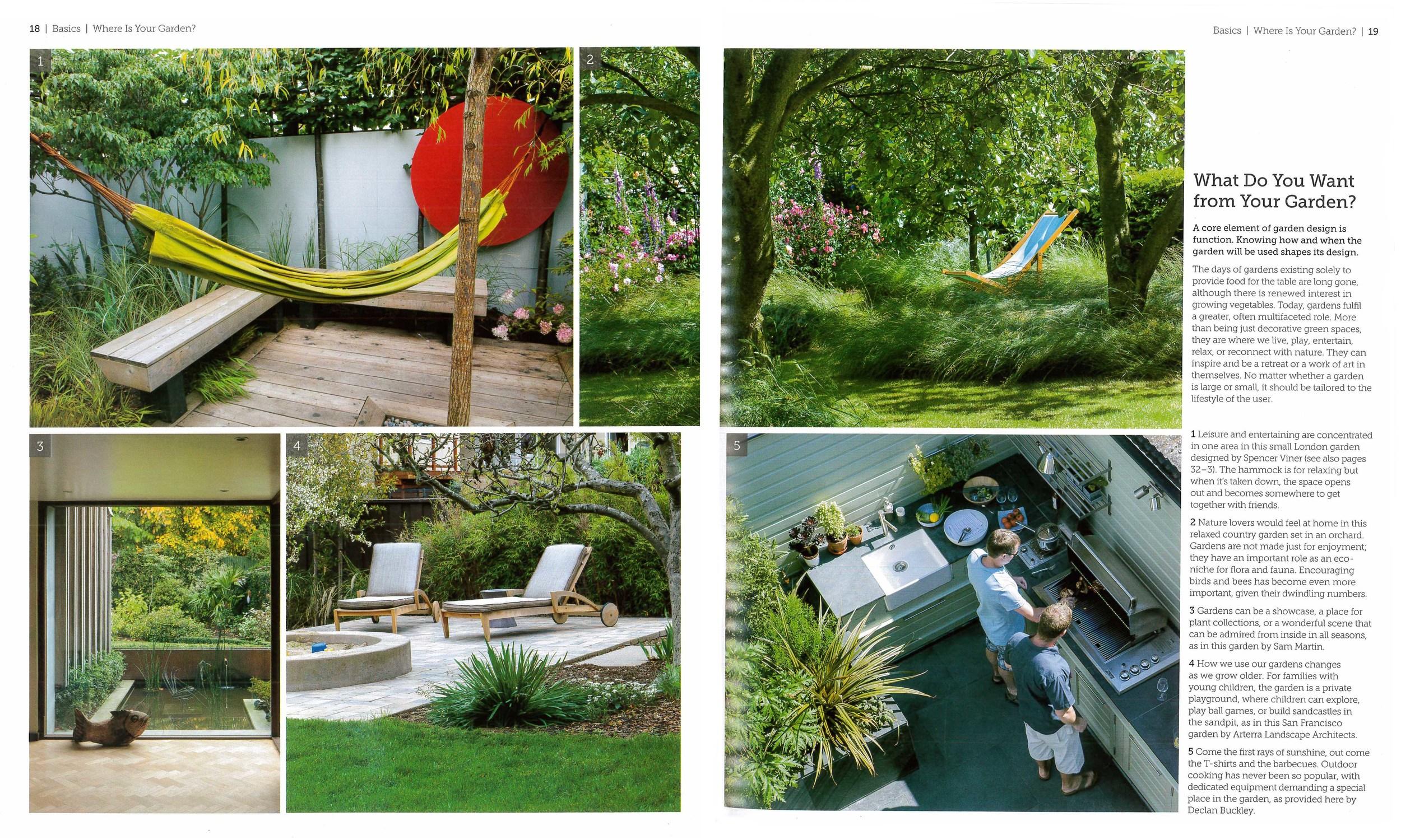 Garden Design Book Of Ideas Arterra Landscape Architects