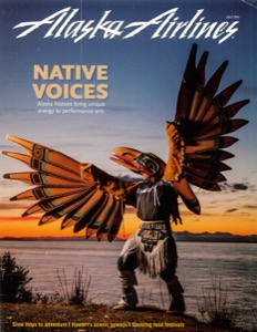 Alaska Air Magazine 2014