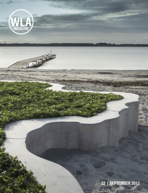 World Landscape Architecture Magazine features Inspired by the Land.