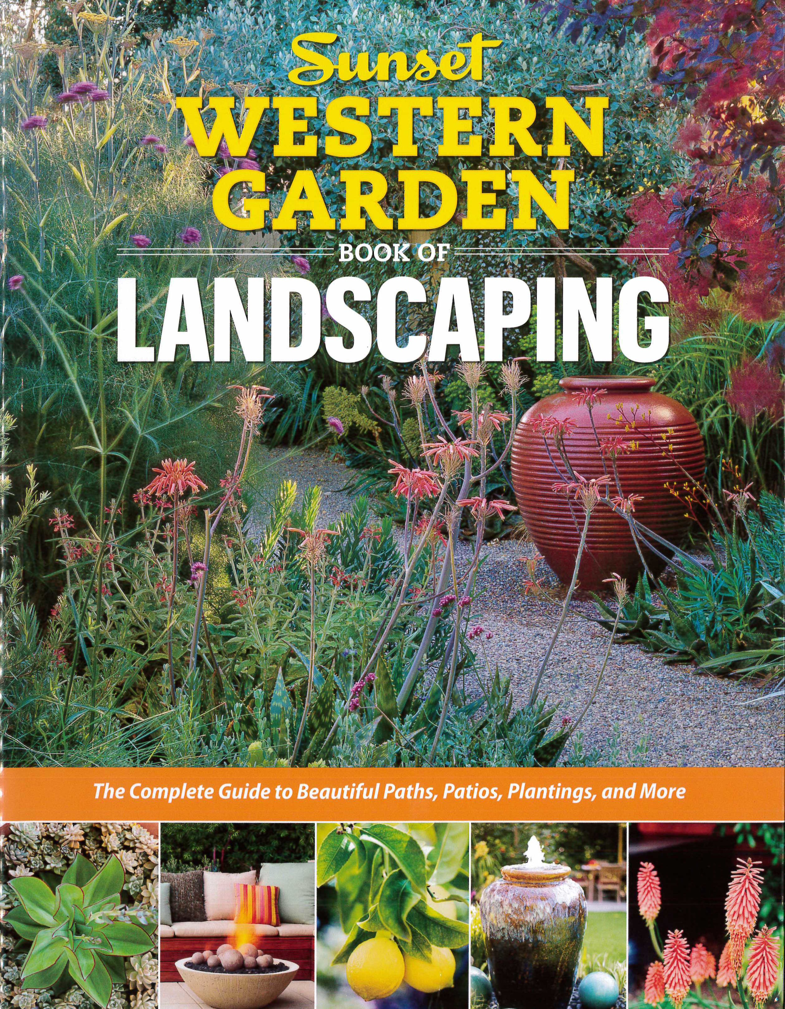 Sunset Book of Landscaping