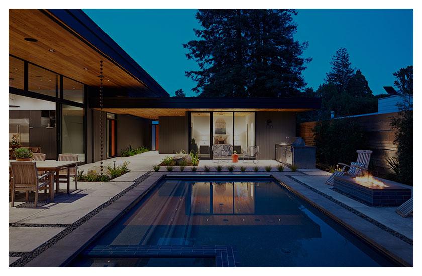 In The Modern Context - San Mateo Highlands, CA