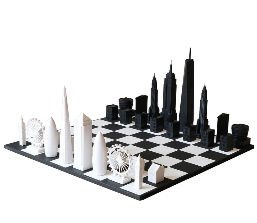 By Skyline Chess
