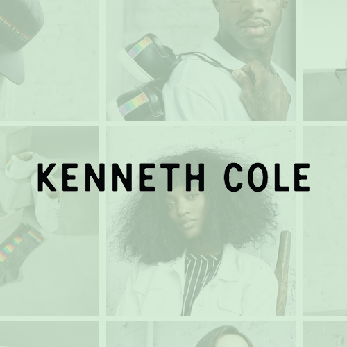 Kenneth Cole - Dave Johnson Web Design