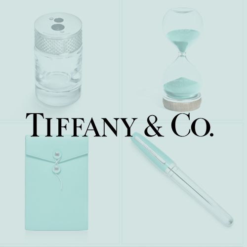 Tiffany & Co - Dave Johnson Web Design
