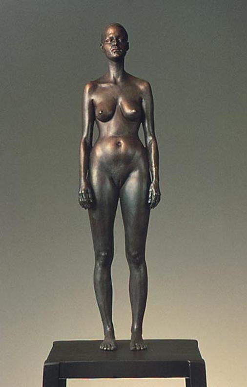 Amy  -21 x 5 x 4 in cast bronze