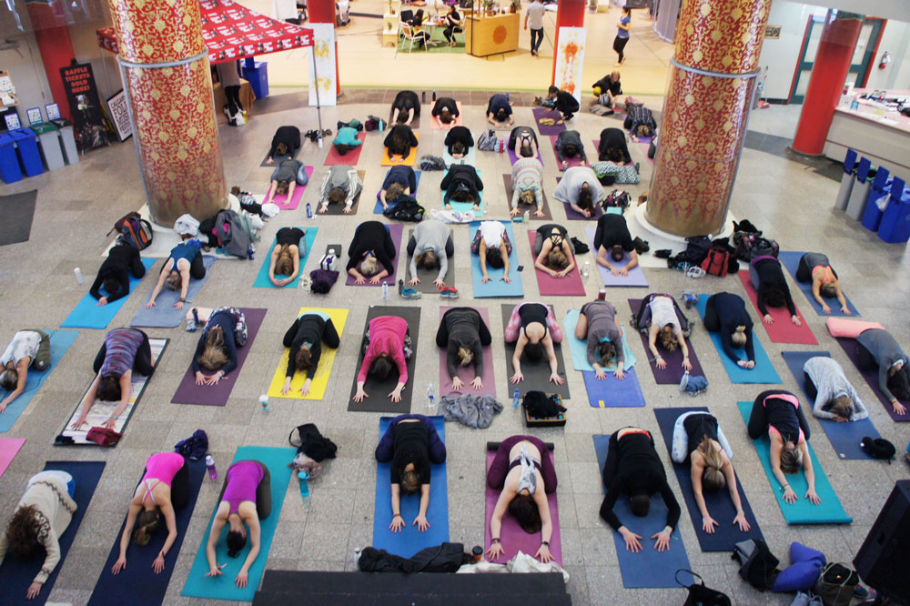 PRANA YOGA FESTIVAL 2017 - March 17-19 at the Chinese Cultural Centre