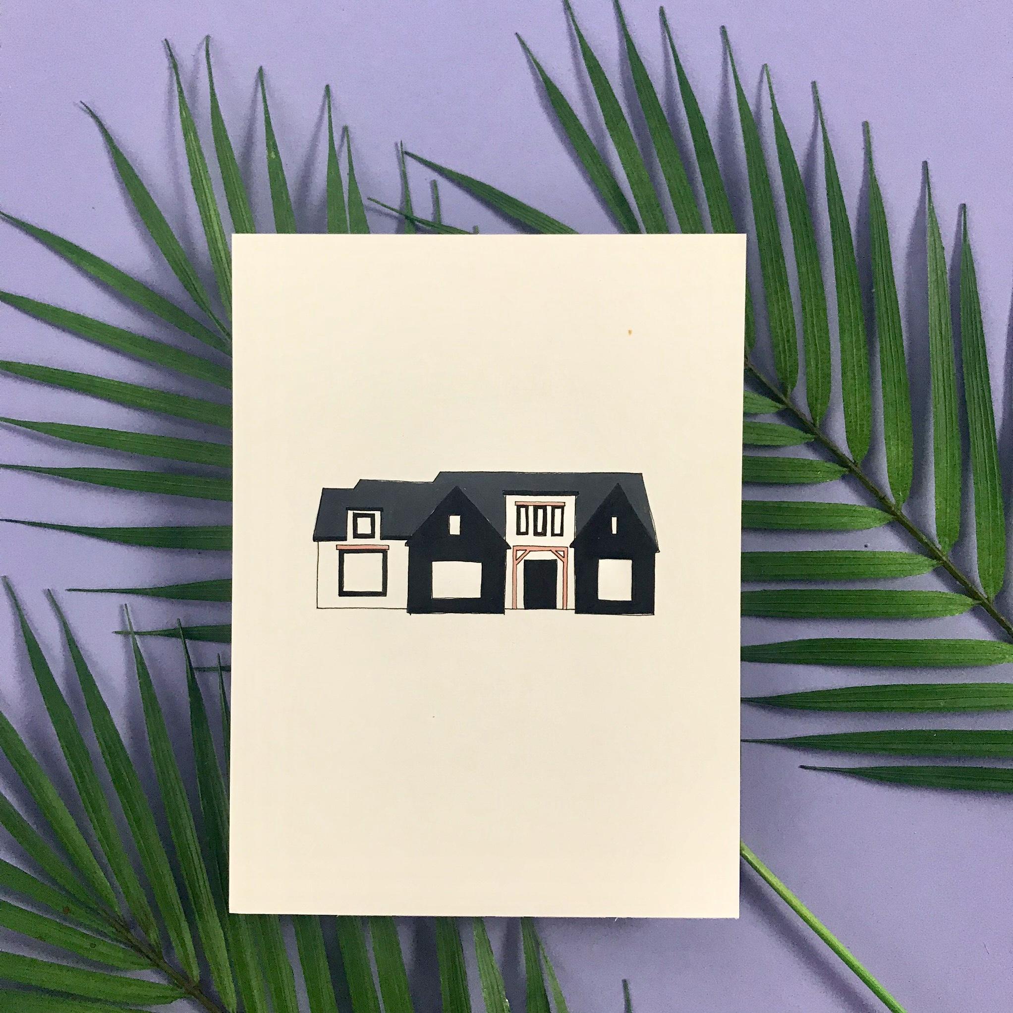 6X8 HOME - $115