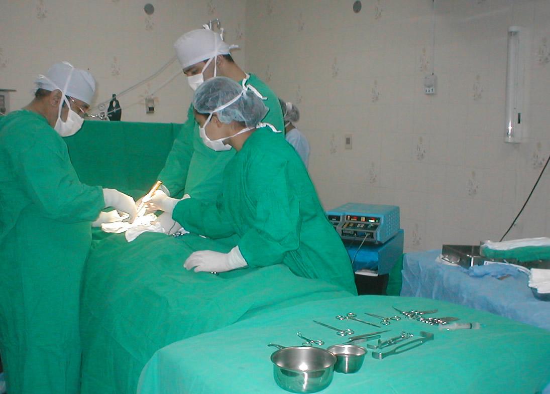 Dr. Gabriel Rodriguez & Team