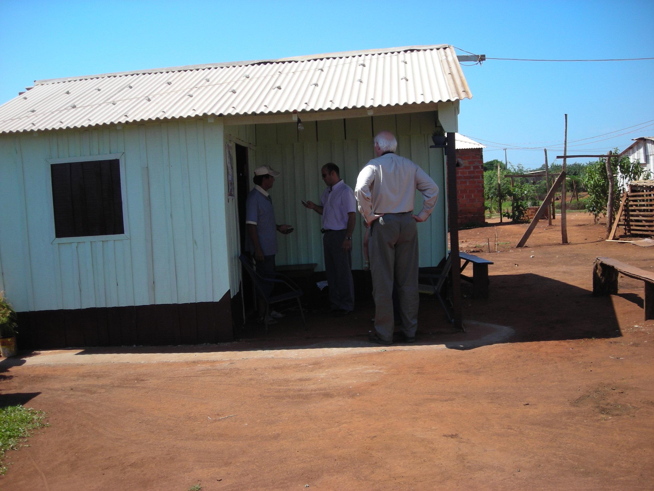 Dr. Ricardo Nizza's Campesino Clinic assessment site
