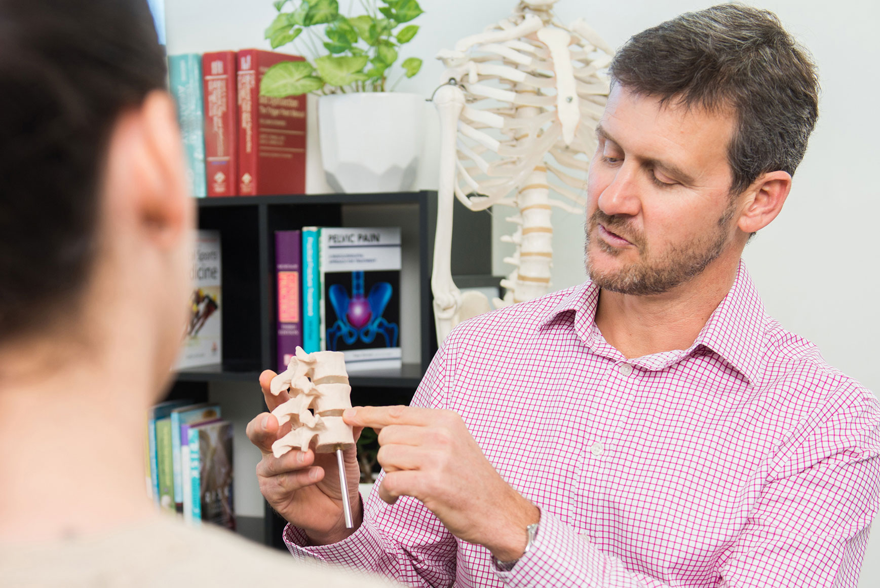treating pain in a complex system - musculoskeletal medicine