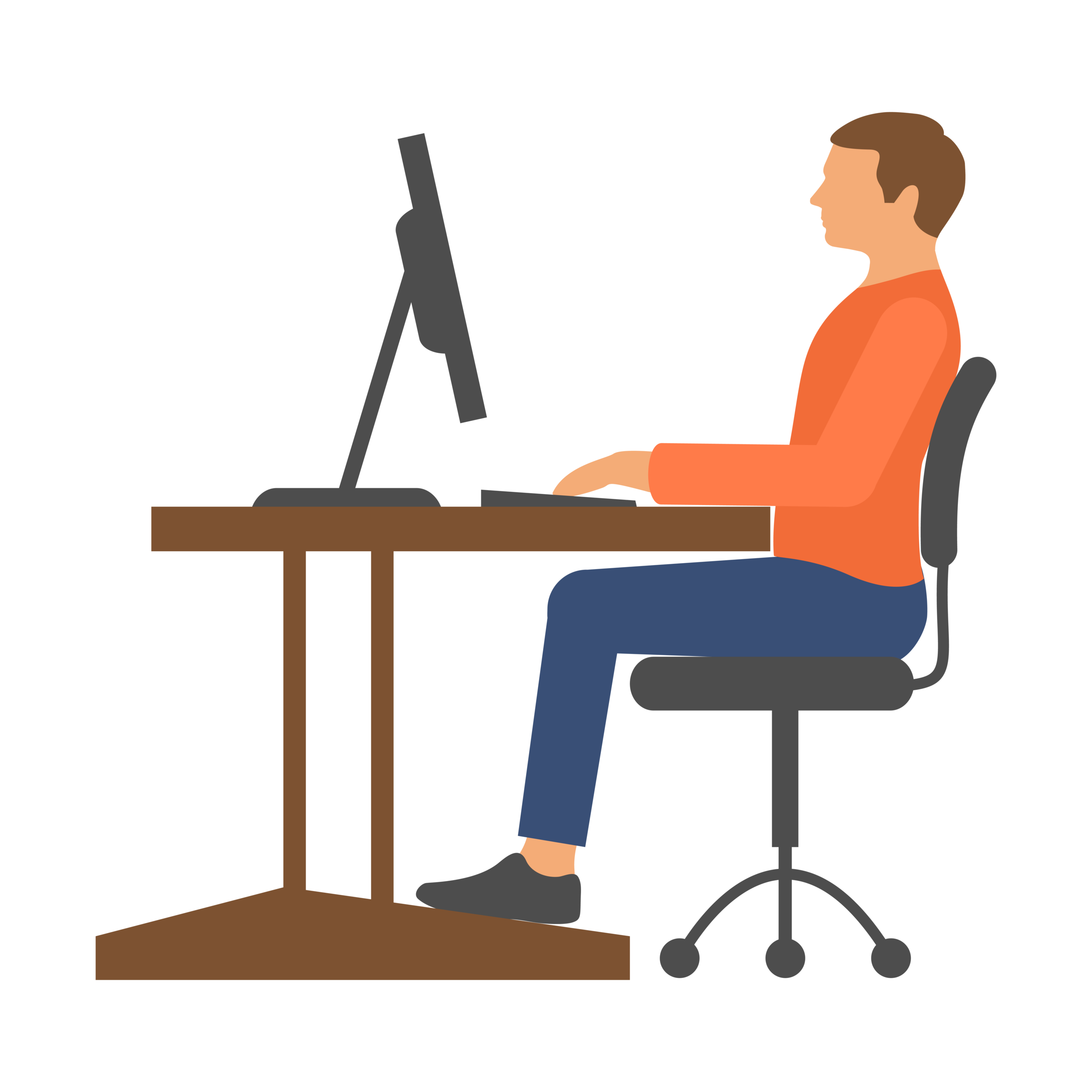 Computer-Desk-Posture-Avoid-Pain-Correct-Postue
