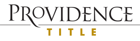 PROVIDENCE TITLE - 6323 Camp Bowie Blvd., Suite 129817-483-9100Our team members have a depth and breadth of experience and can handle the most complex transactions with ease. We have examiners on staff and available to solve title problems as they come up and right on the spot – not in another time zone or halfway around the world. We also have attorneys and trainers to keep you up-to-date on the latest continuing education topics and industry issues. Our team is customer service focused and committed to making the closing experience as pleasant and convenient as possible for you and your clients; we want every part of the real estate process to proceed smoothly for all parties to the transaction.