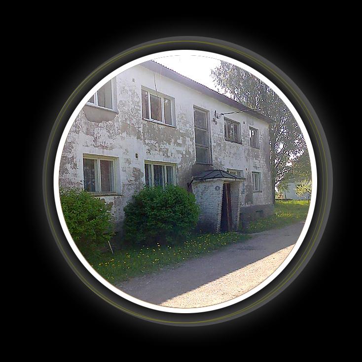 Siiri's childhood home in Karja village, Saaremaa. © SiiriTabri.com