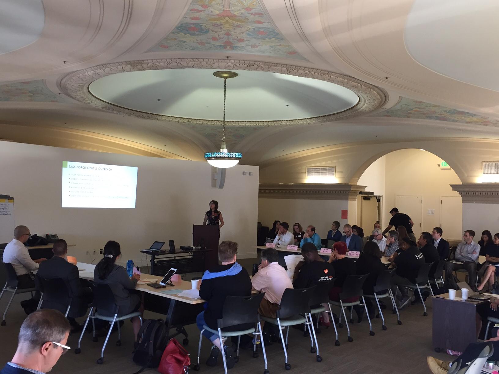 Update - First SF SIS Task Force MeetingJune 15th, 2017