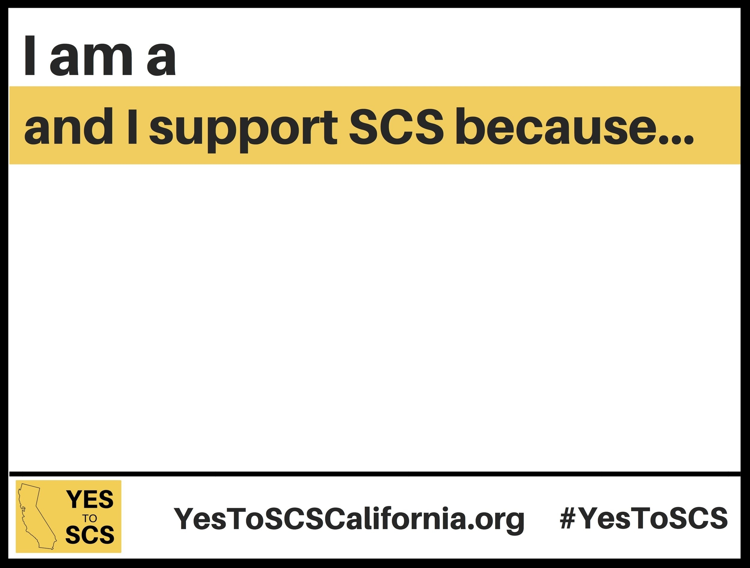 I am a ____ and I support SCS because... - Are you a mother, a doctor, a person that uses drugs, or a resident that supports SCS? Tell us why!