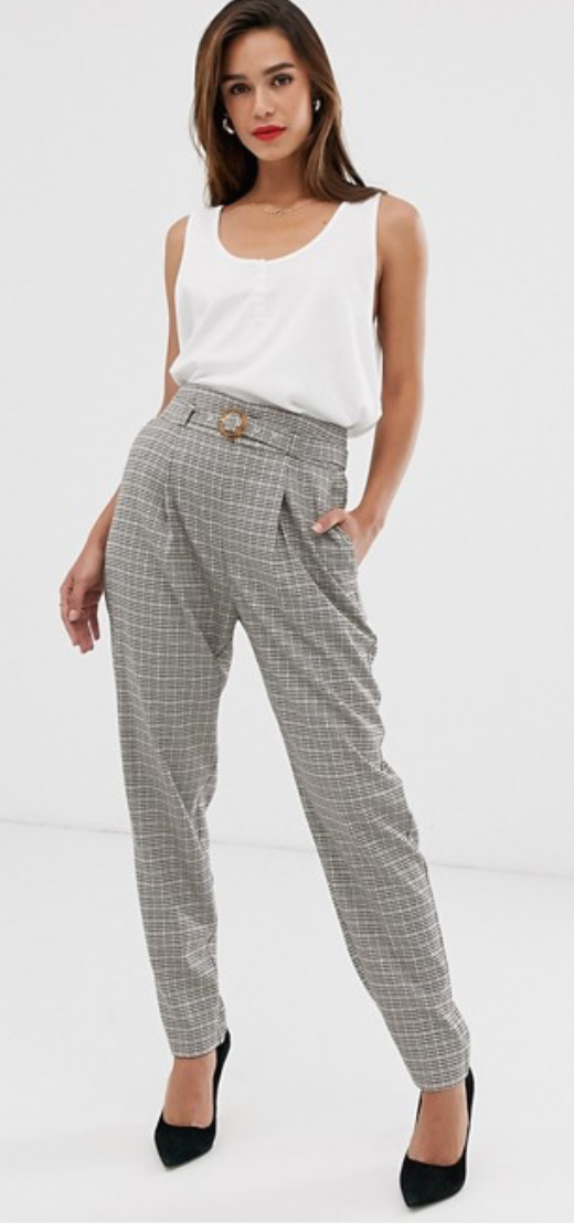 ASOS Plaid Pants $60