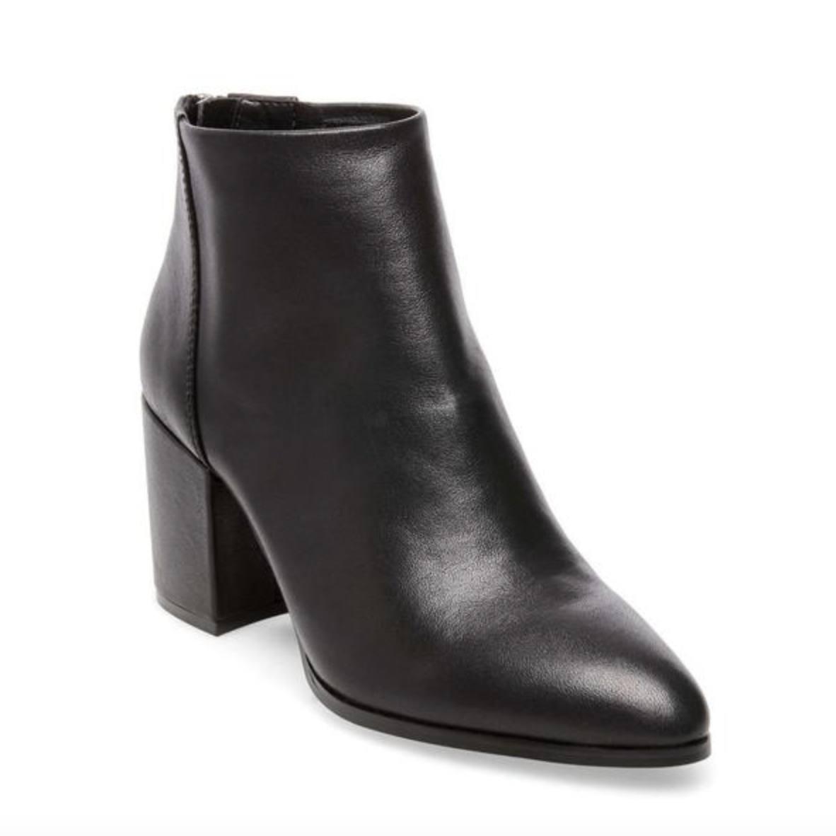 Steve Madden Leather Booties $131.95