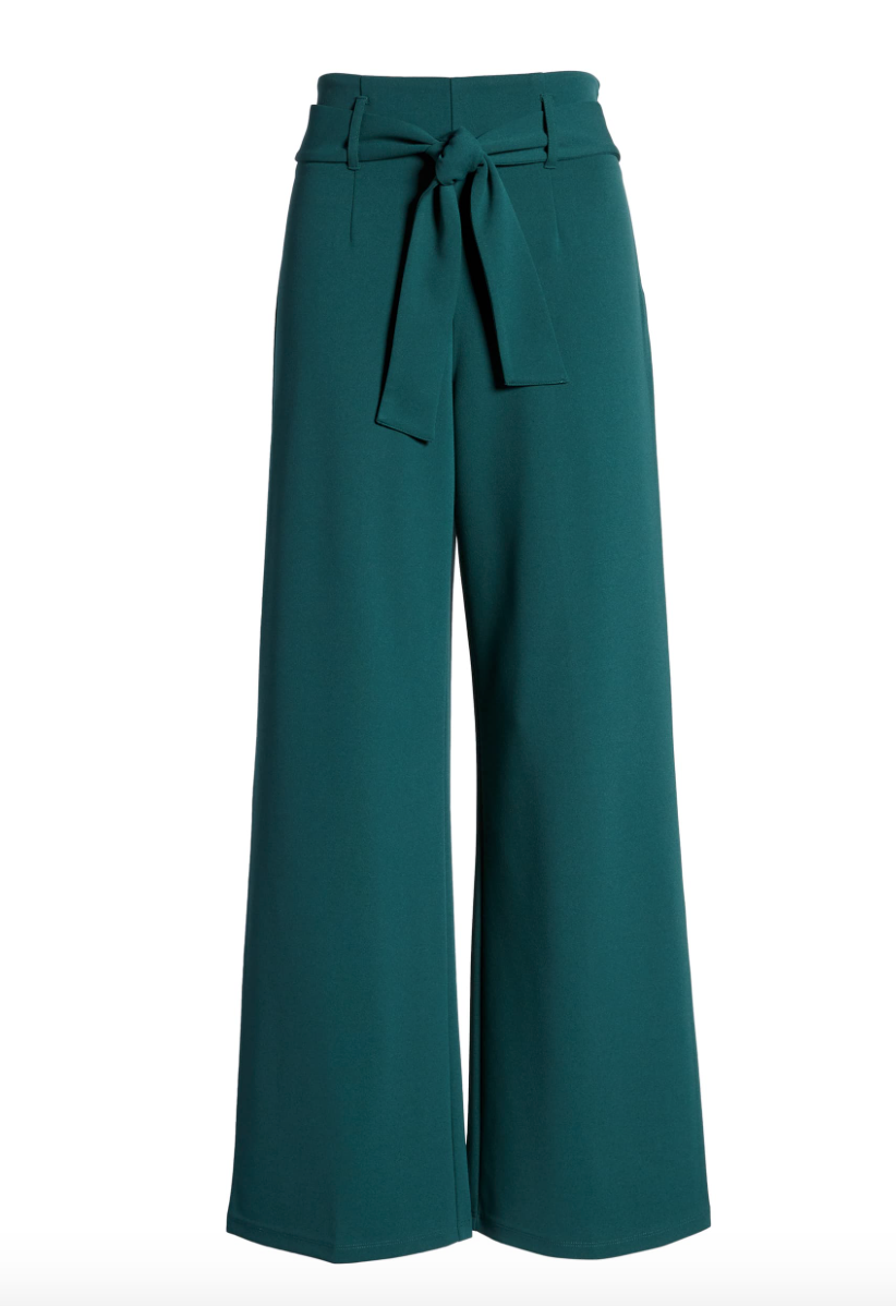 Leith High Waisted Pants $59