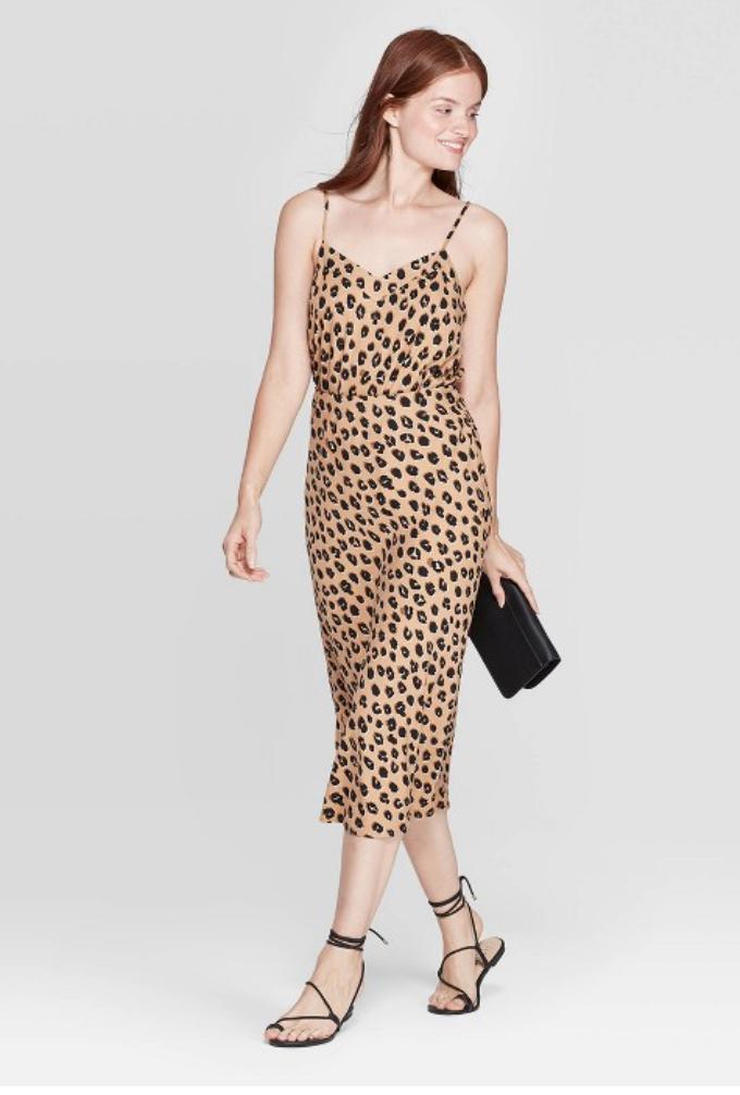 Target Slip Dress $17.99