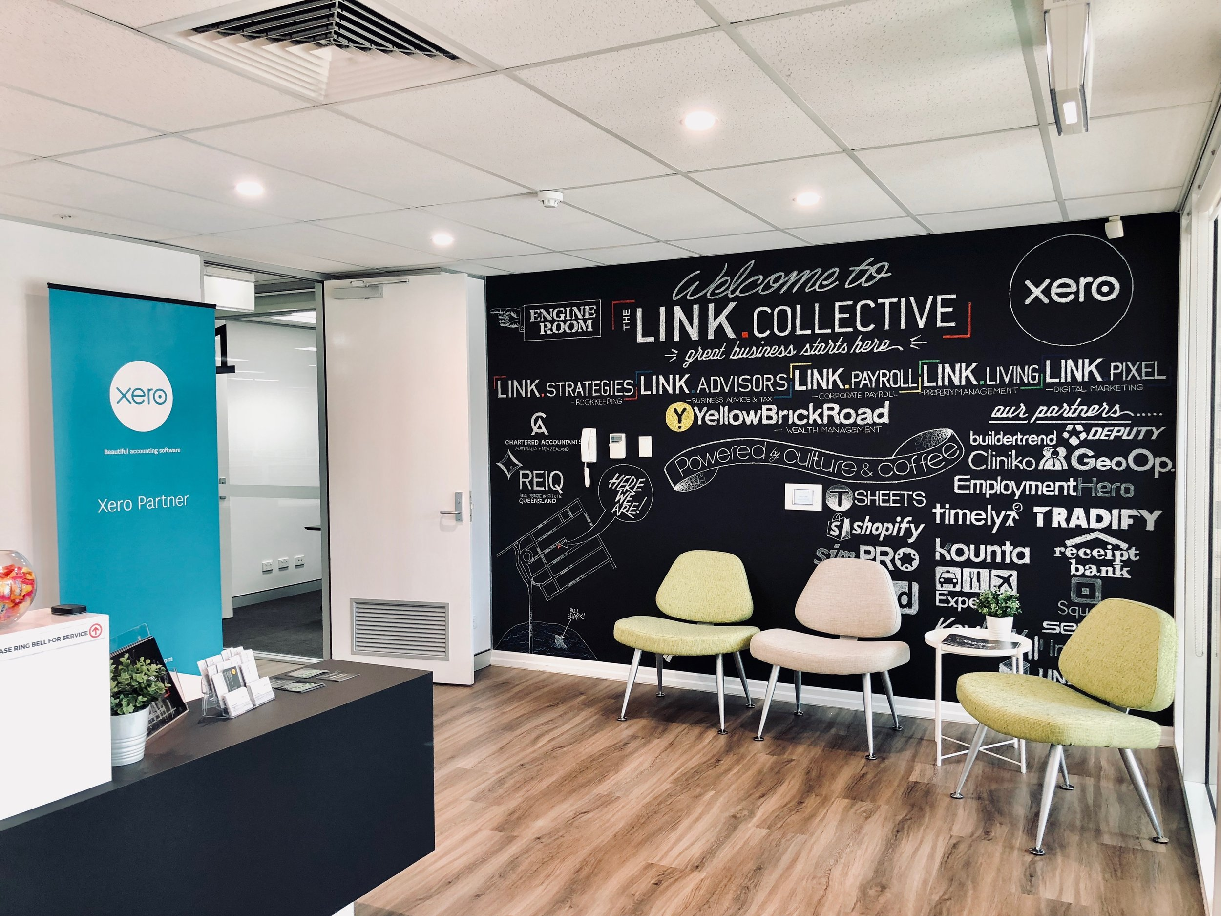 co working desk fortitude valley