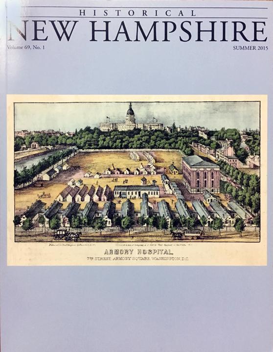 Historical New Hampshire, Vol. 69, No 1, Summer 2015