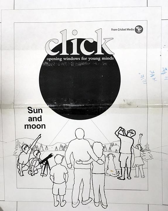 Eclipse Cover Process