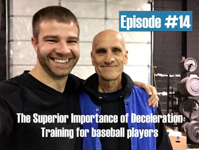 Jim Davidson Baseball Deceleration Training