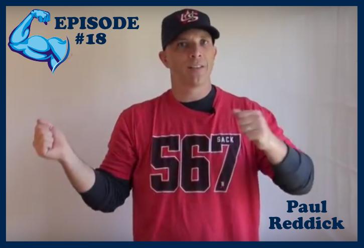 Paul Reddick Baseball on Dr Chris McKenzie